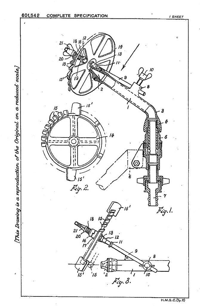 Skizze aus US Patentschrift