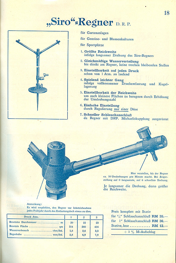 Katalog Paul Gunkel 1938