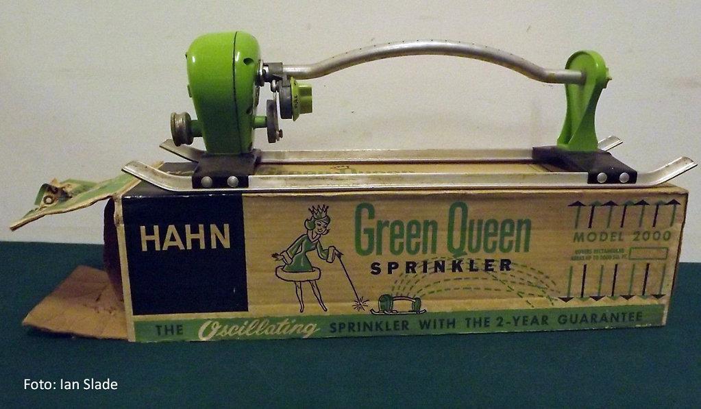 GREEN QUEEN mit Box