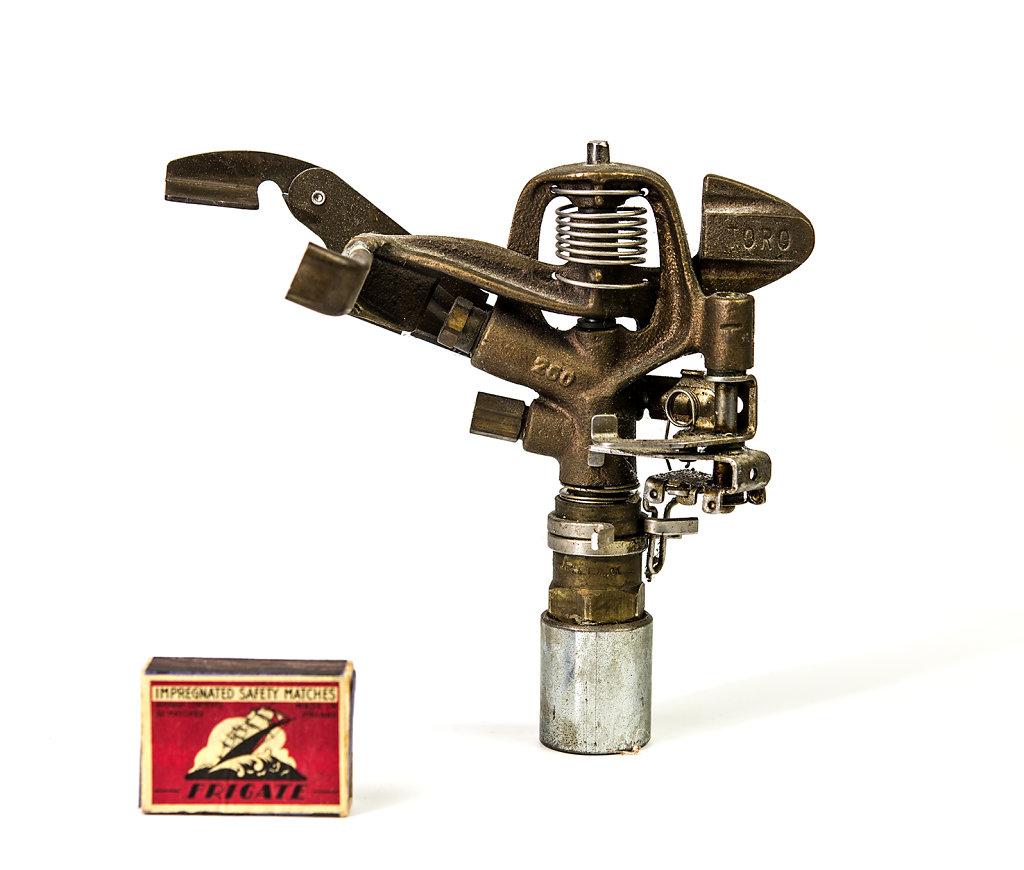 TORO Impact Sprinkler Modell 60