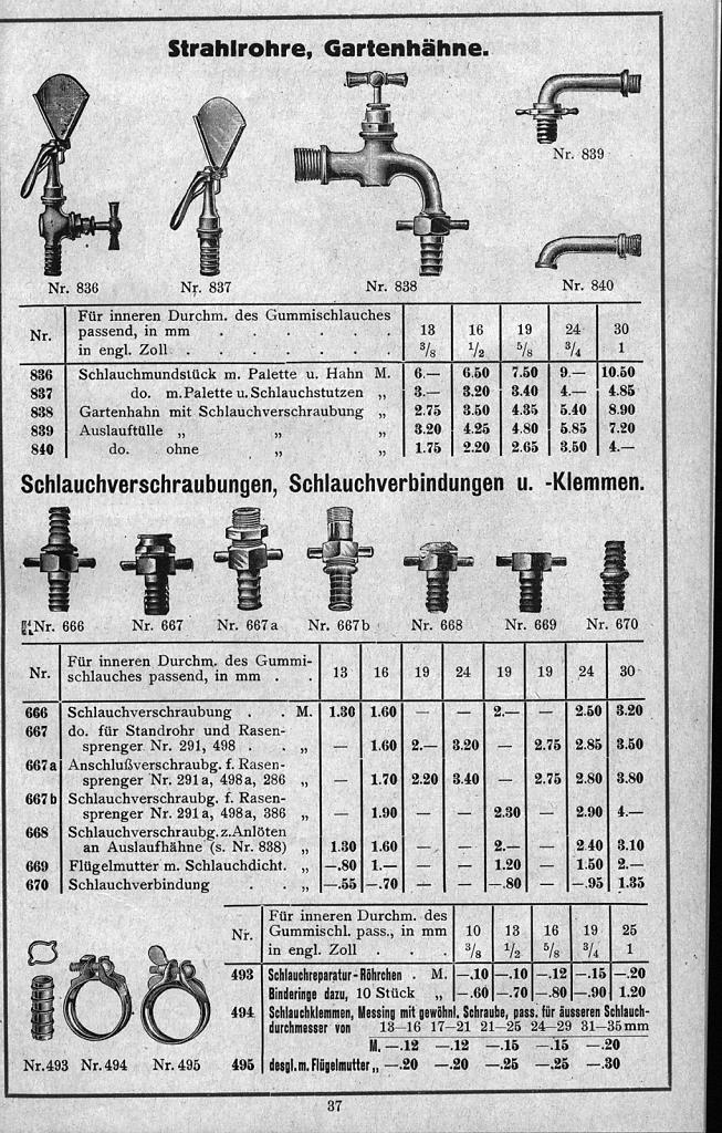 Kunde Katalog 1933