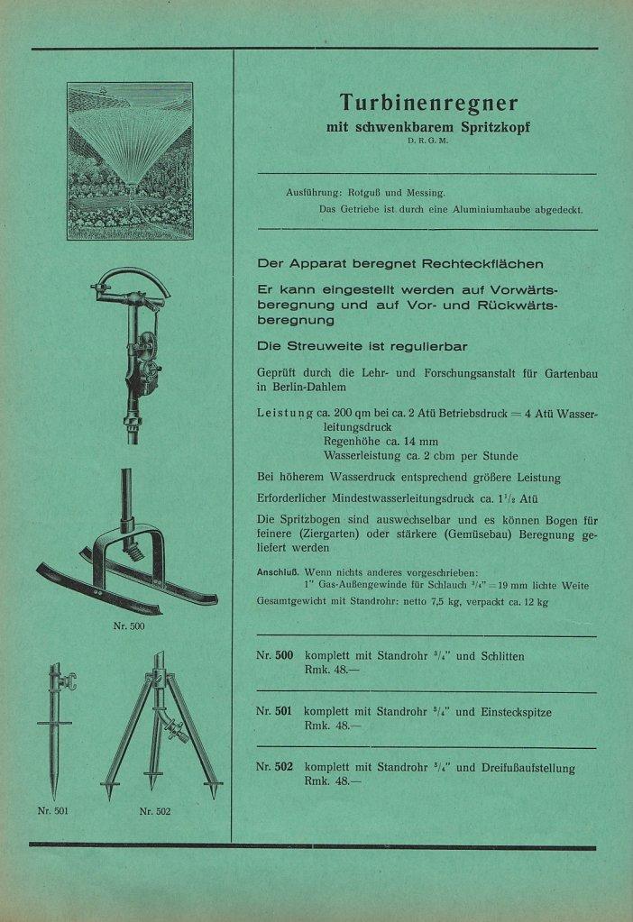 Karasto Katalog L10 1937