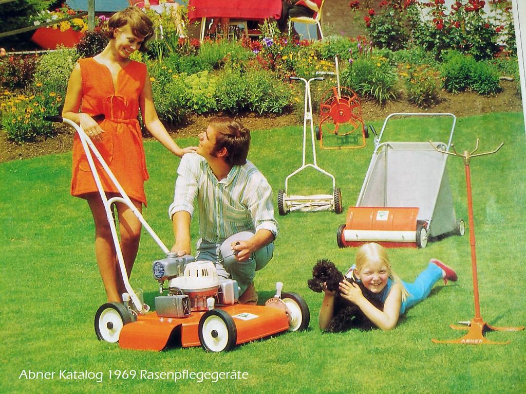 Abner Katalog 1969