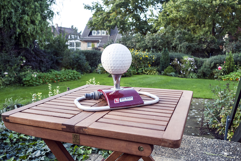 TRUE TEMPER  Golfball