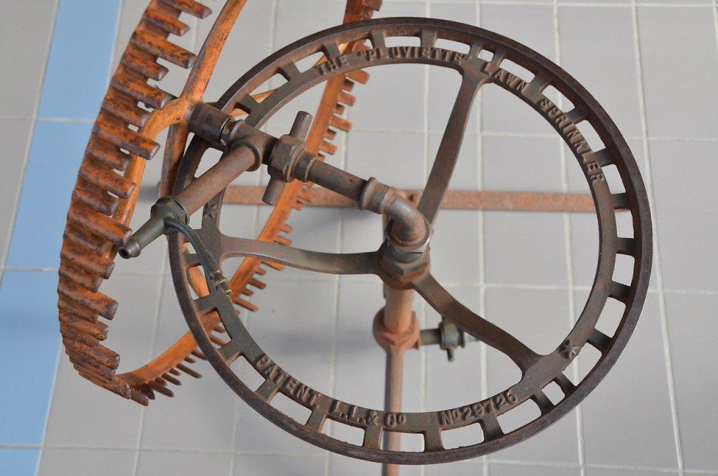 Symmetrie der Konstruktion