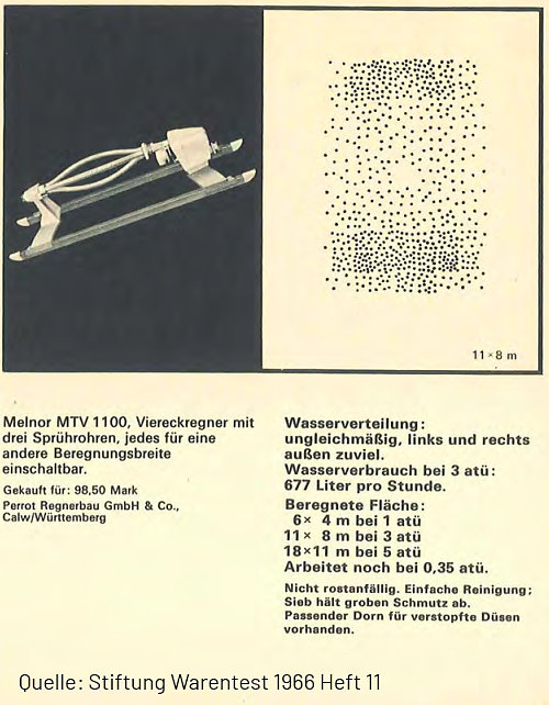 Melnor Test 1966