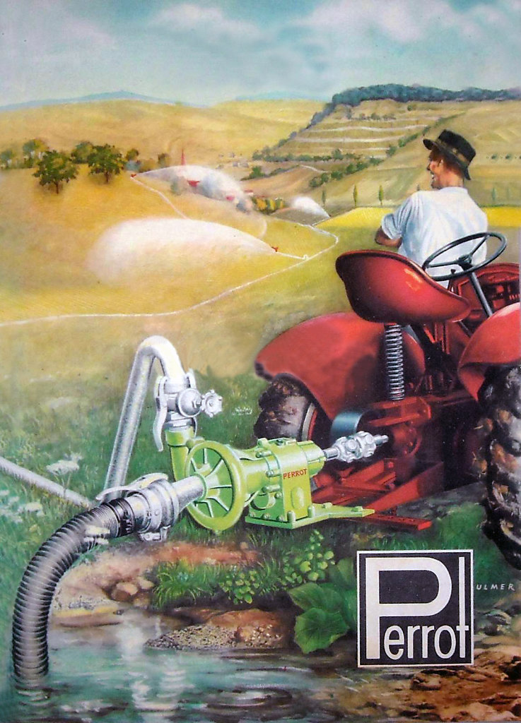 Perrot Pumpen